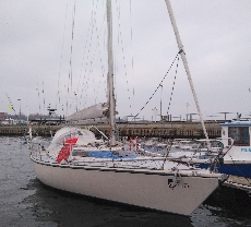 s/y SAILFISHER